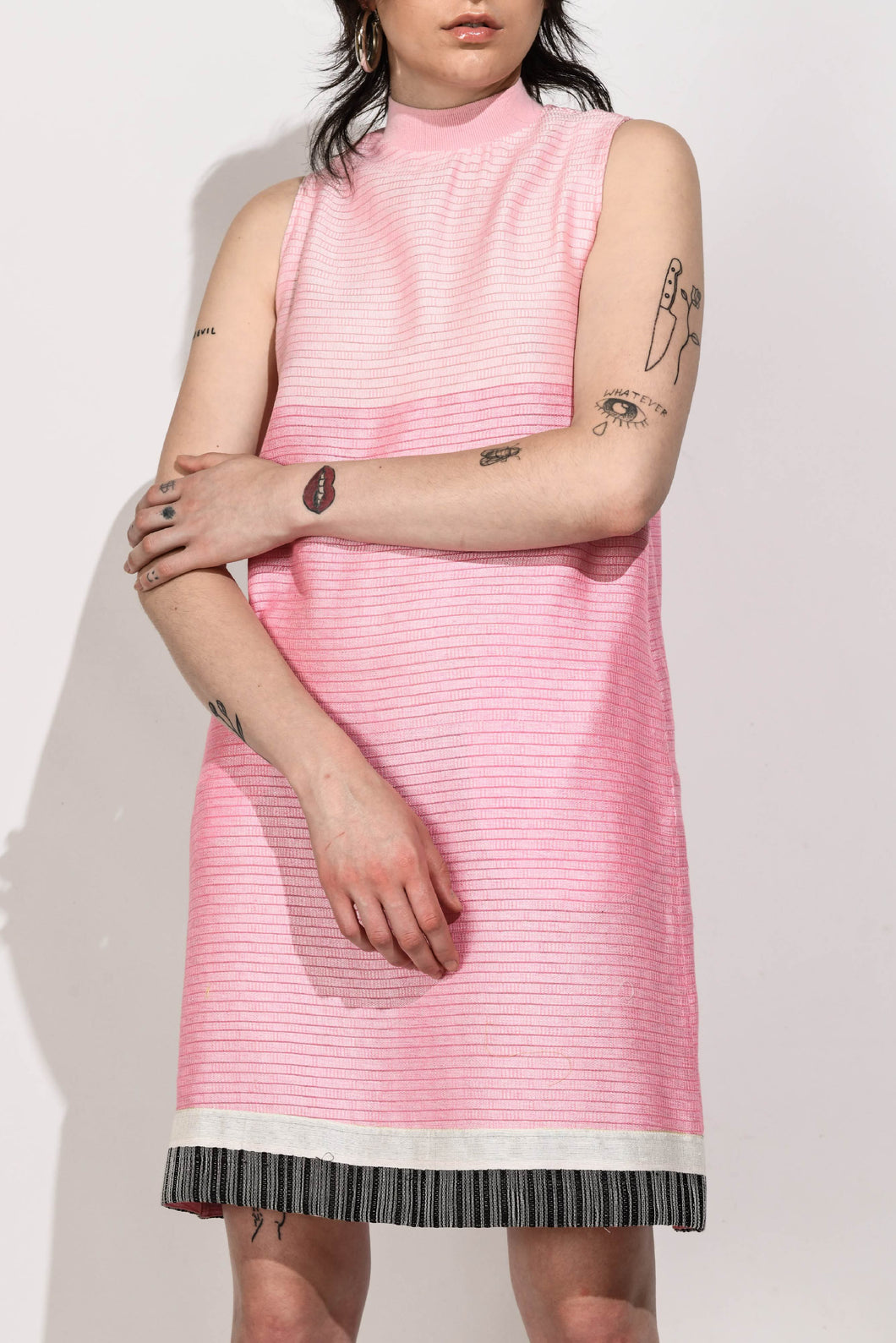 Handwoven Summer Shift Dress V2