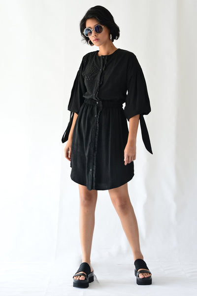Beatific Shirt Dress