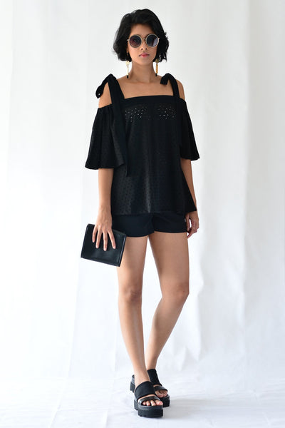 Peppy Off-Shoulder Top V2