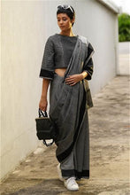 Load image into Gallery viewer, Urban Drape Ultra Go Sporty Saree