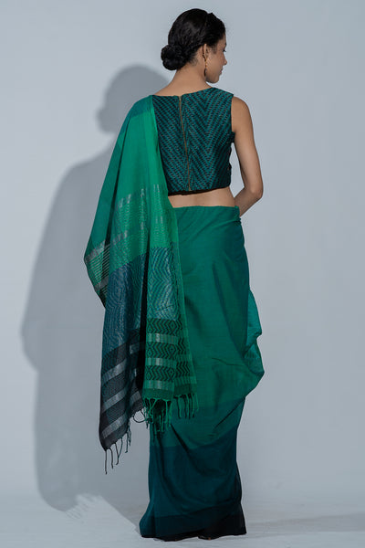 Urban Drape  Haritha Kalaa Saree- Shipping from 09th April