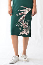Load image into Gallery viewer, Leopard Foliate Frill Dress V1