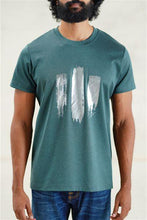 Load image into Gallery viewer, Foil Brush Strokes T-Shirt