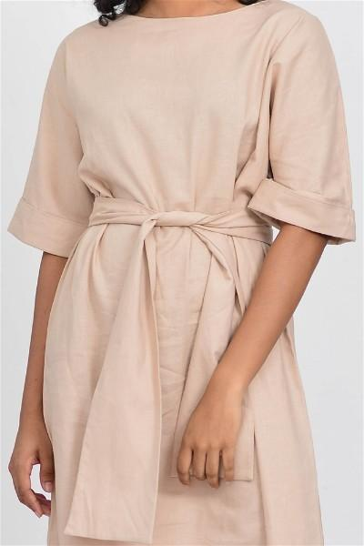 Working Girl Kimono Wrap Dress V2