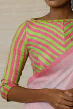 Load image into Gallery viewer, Urban Drape Summer Bright Saree