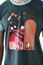 Load image into Gallery viewer, Isla Galle colour Block T-shirt