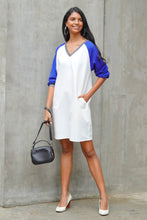 Load image into Gallery viewer, Grace and Hustle Minimal Shift Dress