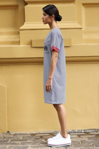 Ceylon shift dress