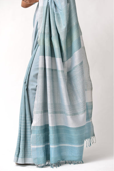 Urban Drape Beyond Horizon  Saree