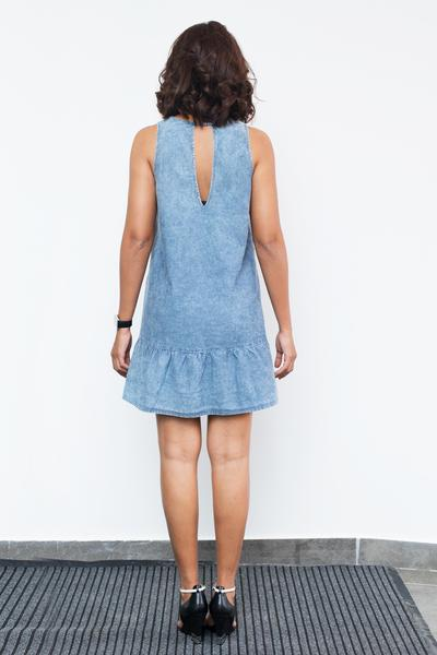 Crunch Washed Dress