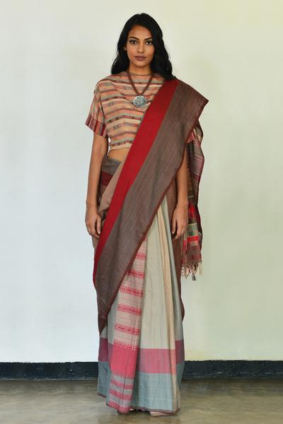 Urban Drape Earth Dreaming Saree