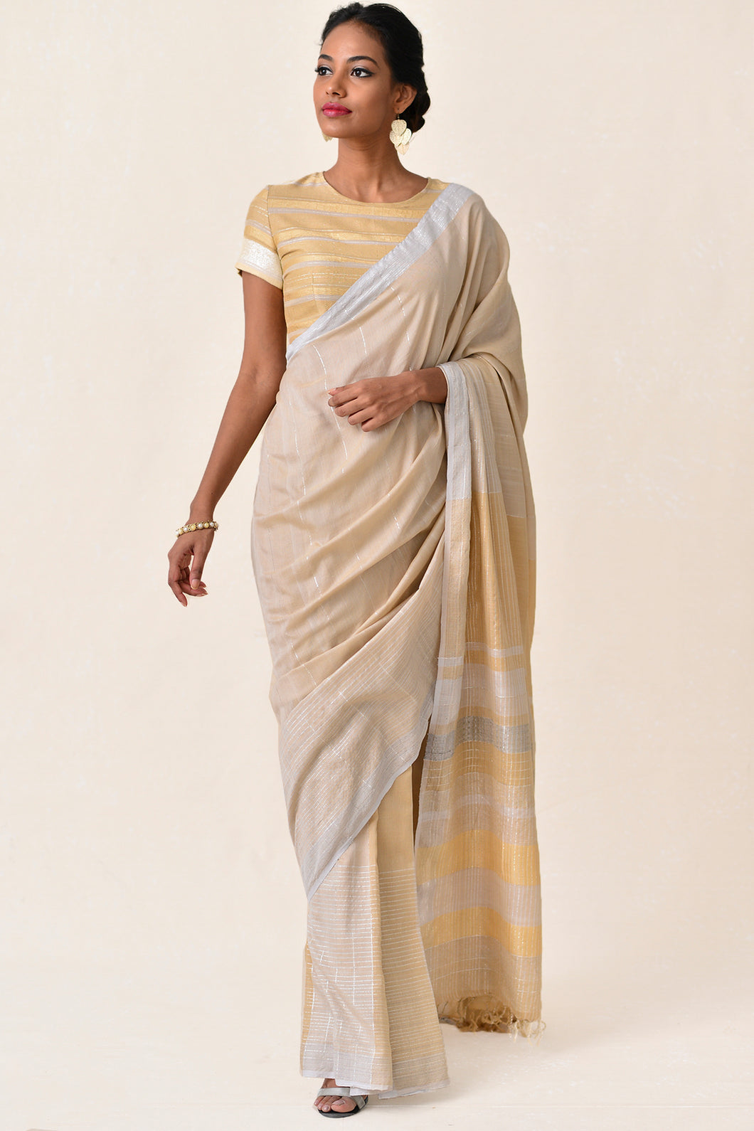 Urban Drape Beyond Sands Saree
