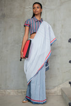 Load image into Gallery viewer, Urban Drape Classic Prep Girl  Saree