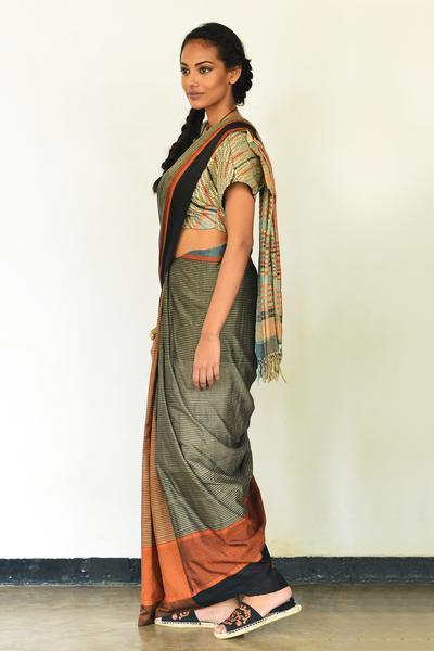 Urban Drape Flower Dreaming Saree