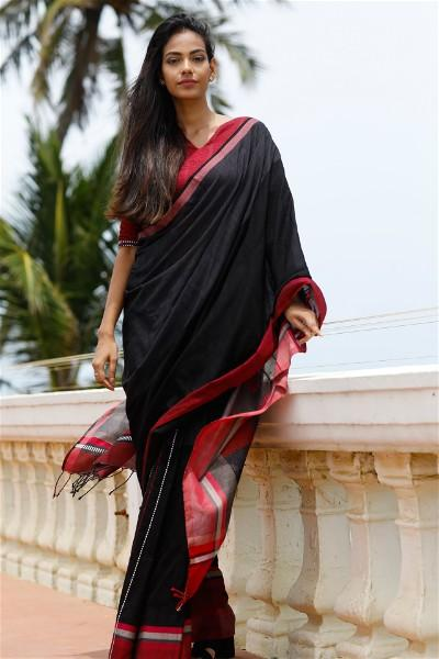 Urban Drape Mediterranean Dreams Saree