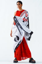 Load image into Gallery viewer, Urban Drape Girl in the Box Saree