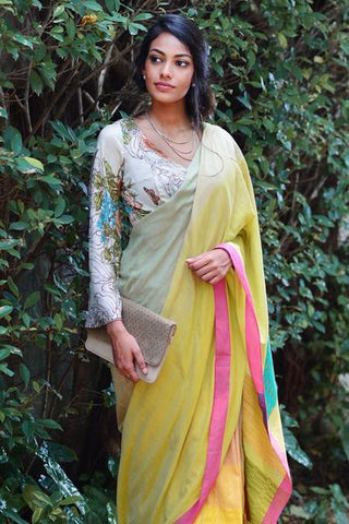 Urban Drape  Night Fall Saree