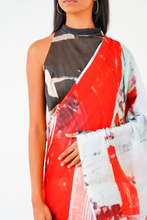 Load image into Gallery viewer, Urban Drape Chemical Insight  saree