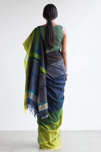 Urban Drape Aduru Kaley Saree
