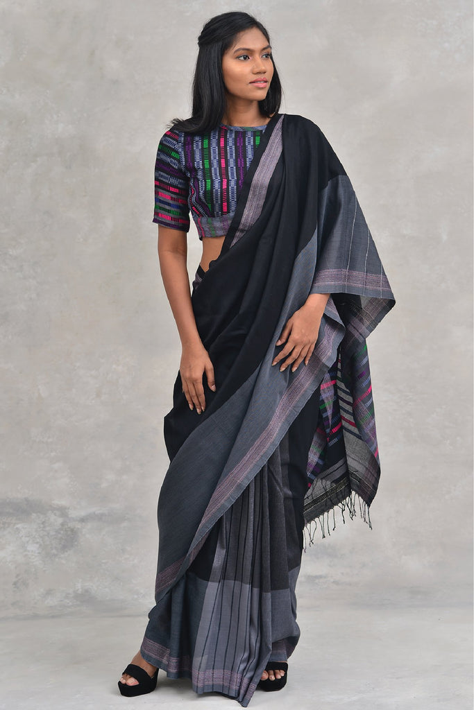 Urban Drape Refraction Saree