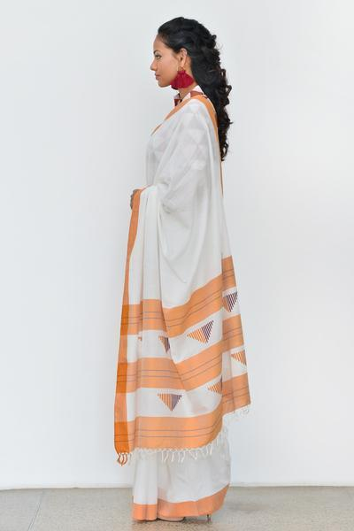 Urban Drape Thirikona Rata Saree