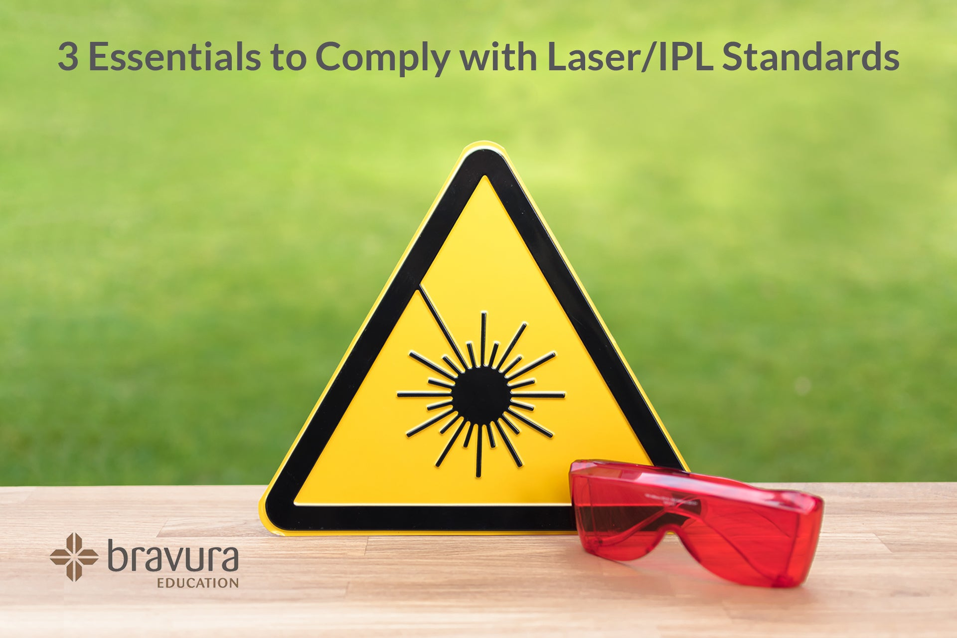 3 Essentials to Comply with Laser IPL Standards