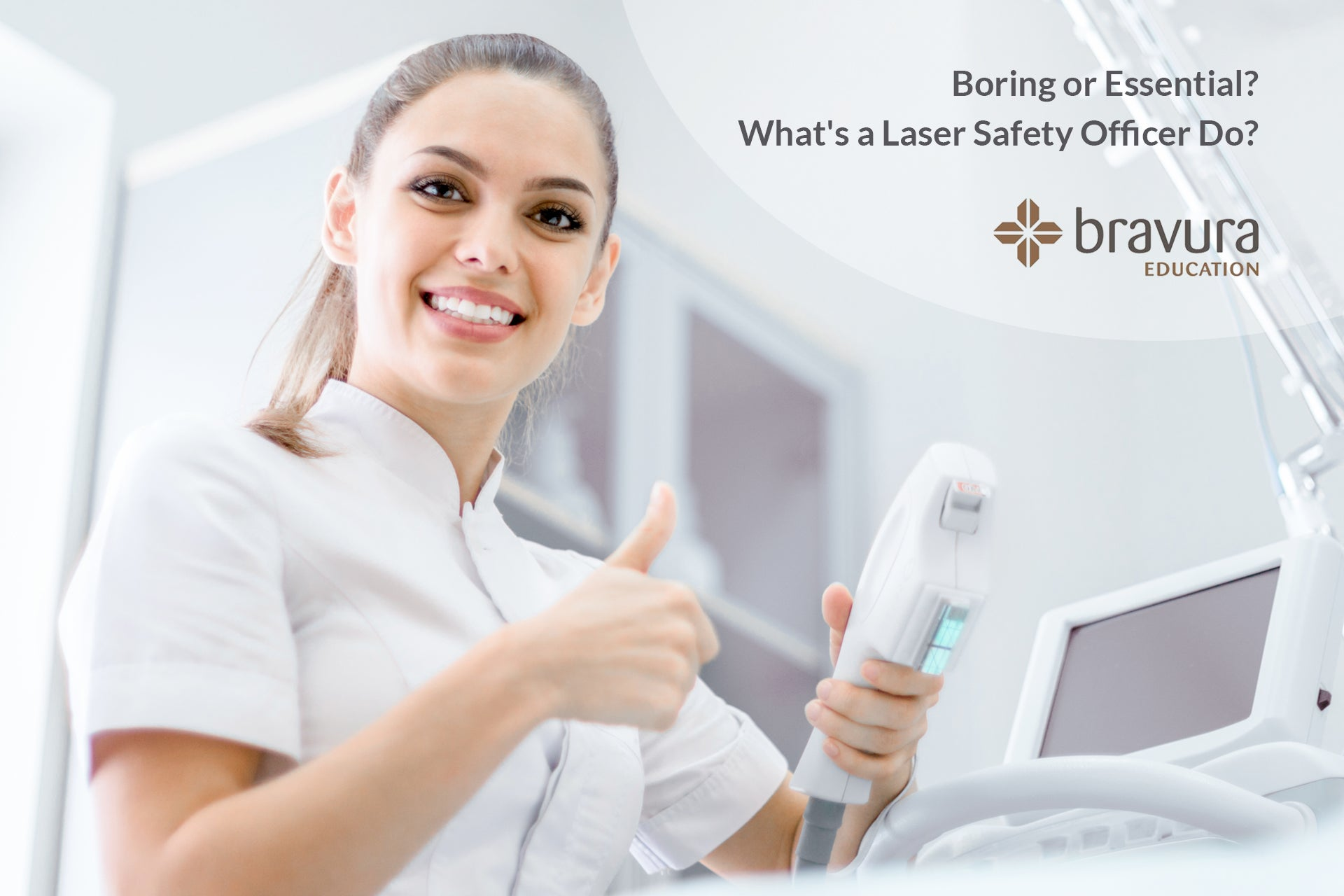 Boring or Essential? What's a Laser Safety Officer Do?