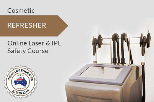 Refresher Online Laser & IPL Safety Course