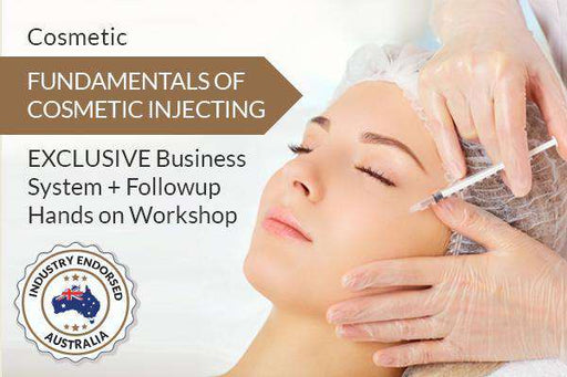 Cosmetic Injecting Workshop