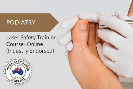 Podiatry Laser Safety Course