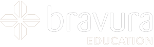 Bravura Education's logo
