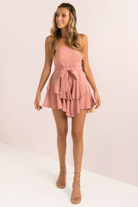 Alila Playsuit / Rose