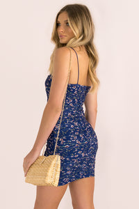 Tamika Dress / Navy