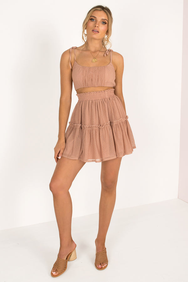 Blair Top / Blush