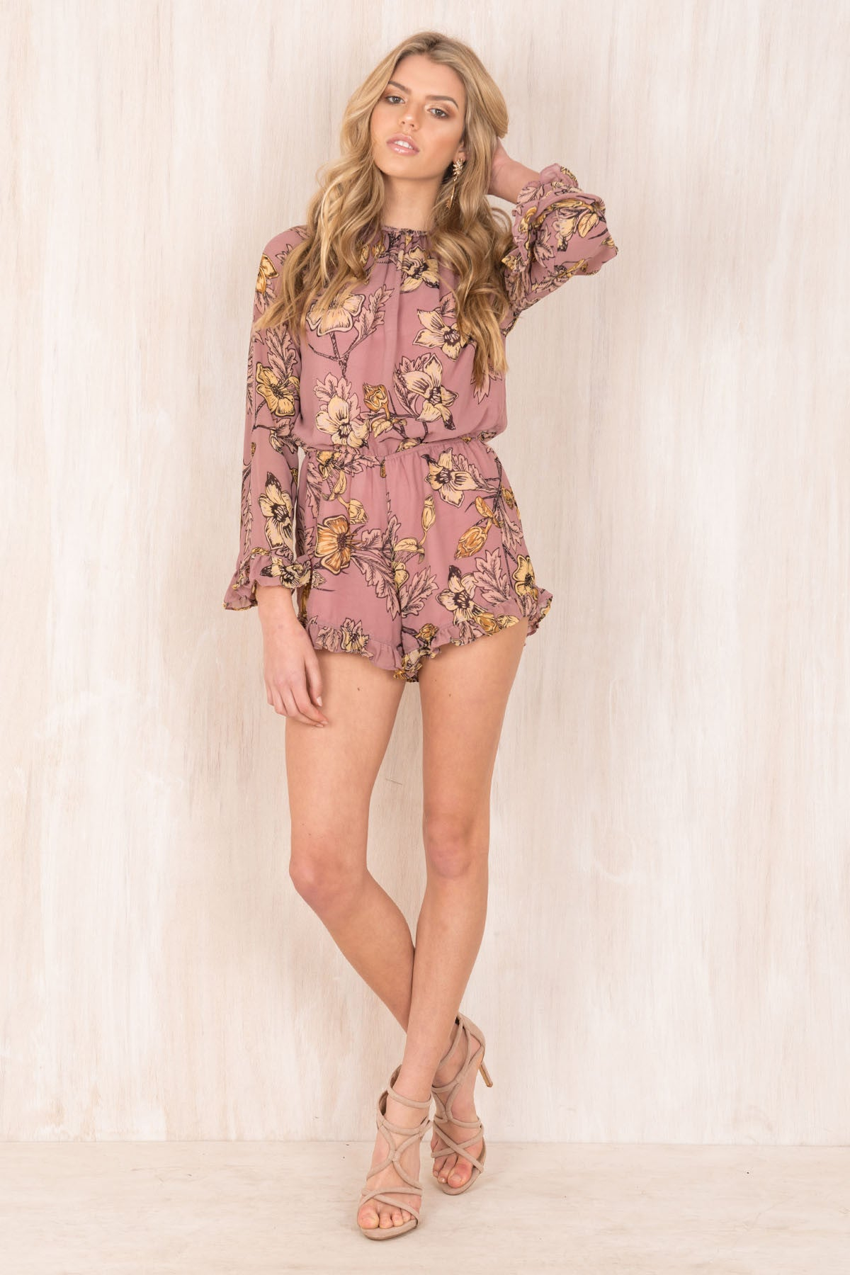 Harvest Moon Playsuit