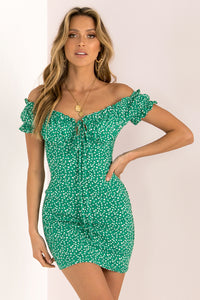 Bambi Dress / Green