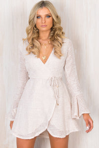 Luella Dress / Beige