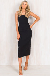 Athena Dress / Black