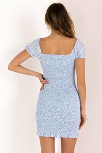 Dylan Dress / Blue