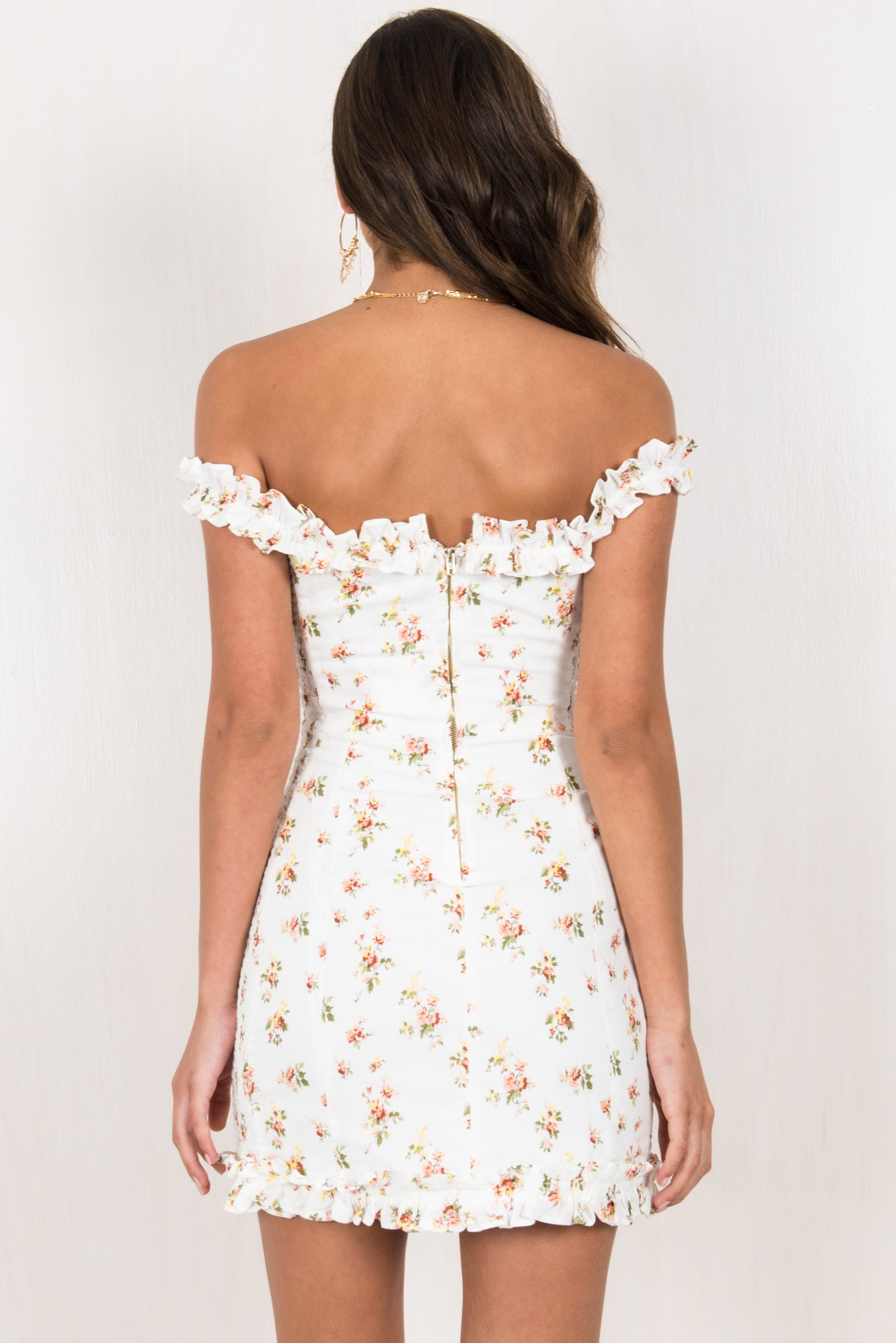 Senorita Dress / Floral