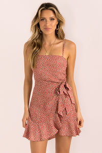 Leah Dress / Rose