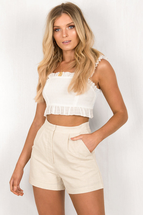 Serenity Top / White
