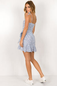 Stevie Dress / Blue