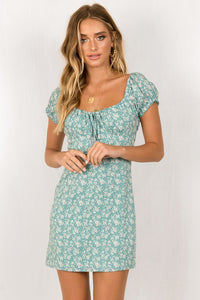 Bianca Dress / Mint