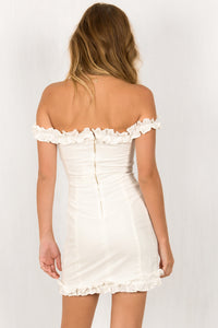 Senorita Dress / White