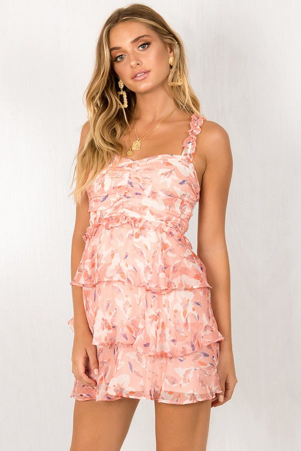 Emma Dress / Blush