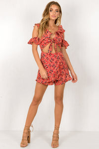 Lucia Playsuit