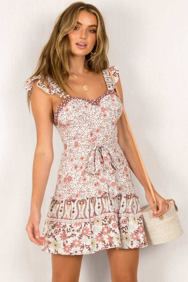 Inka Dress / Blush