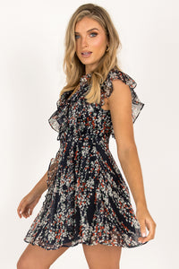 Briella Dress / Navy
