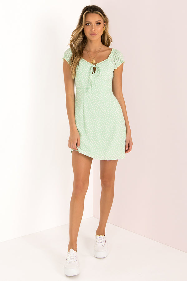 Romee Dress / Mint
